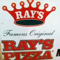 Photo taken at Famous Original Ray's Pizza by Rob Y. on 7/5/2012