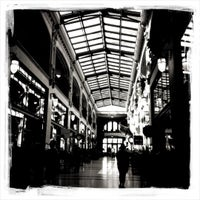 Photo taken at Grove Arcade by Matt F. on 4/2/2012