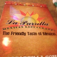 Photo taken at La Parrilla by Juju B. on 5/15/2012