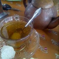 Photo taken at Sate Tegal Barokah by dhani m. on 7/4/2012