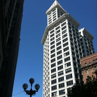 Photo taken at Smith Tower by Spencer S. on 8/15/2012