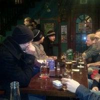 Photo taken at The Wolfhound IRISH PUB by Rachel C. on 2/3/2012