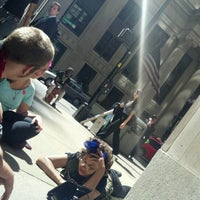 Photo taken at #OccupyChicago by Ben C. on 6/7/2012
