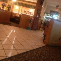 Photo taken at Perkins Family Restaurant & Bakery by Adrienne on 8/13/2012