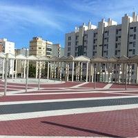 Photo taken at Plaza Mayor by GYM PLAZA C. on 3/23/2012