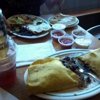 Photo taken at Blockheads Burritos by Capt Awesome on 3/19/2012