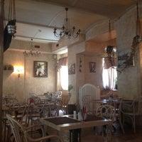 Photo taken at Фрателло / Fratello by Anastasiya Z. on 6/18/2012