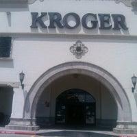 Photo taken at Kroger by Freddie L. on 7/31/2012