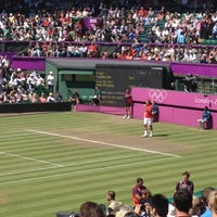 Photo taken at Centre Court by Vincent on 8/3/2012