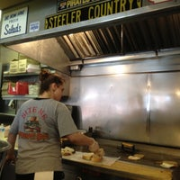 Photo taken at Primanti Bros. by Adam R. on 5/26/2012