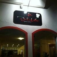 Photo taken at Pizzaria La Dolce Vita by Juliana C. on 9/6/2012
