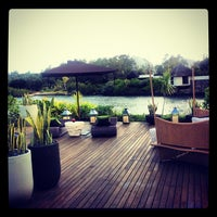Photo taken at Spa at Four Seasons Resort Mauritius at Anahita by Alex Z. on 7/30/2012