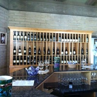 Photo taken at Wente Vineyards by Liz S. on 8/7/2012