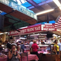 Photo taken at Arthur Avenue Retail Market by Madeline A. on 9/9/2012
