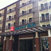 Photo taken at Ibis Phuket Kata Hotel by Wut K. on 8/4/2012