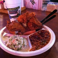 Photo taken at Champy's Famous Fried Chicken by Thomas R. on 6/10/2012