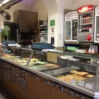 Photo taken at Pizzeria Trevi by francesco e. on 5/24/2012