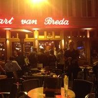 Photo taken at 't Hart van Breda by Davide B. on 9/6/2012