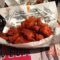 Photo taken at Wingstop by J. Oliver on 5/25/2012