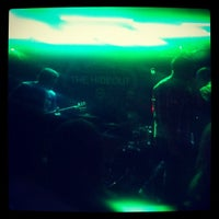 Photo taken at The Hideout by Darcy V. on 5/5/2012