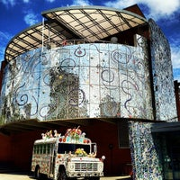 Photo taken at American Visionary Art Museum by Jonathan A. on 7/27/2012