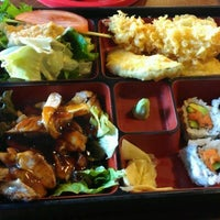 Photo taken at Wasabi Japanese Noodle House by Mars L. on 2/20/2012