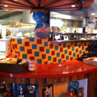 Photo taken at Mellow Mushroom Pizza by Sean A. on 8/15/2012