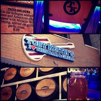 Photo taken at Toby Keith's I Love This Bar & Grill by LeAnn L. on 3/6/2012