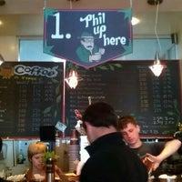 Photo taken at Philz Coffee by Benson F. on 6/17/2012