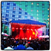 Photo taken at Stir Concert Cove by Chris W. on 6/1/2012