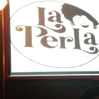 Photo taken at Club La Perla by Alinne S. on 6/16/2012