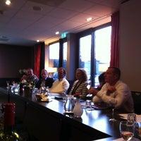 Photo taken at Van der Valk Hotel Nieuwerkerk by Carola J. on 3/21/2012