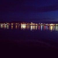 Photo taken at Kalasatama / Fiskehamnen by Johanna L. on 5/20/2012