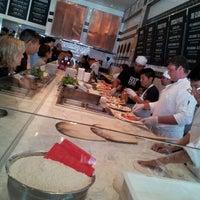 Photo taken at 800 Degrees Neapolitan Pizzeria by Angel C. on 7/27/2012