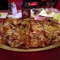 Photo taken at Fleur de Lis Pizza by Uday M. on 8/17/2012
