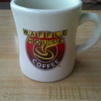 Photo taken at Waffle House by Chad M. on 5/16/2012
