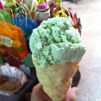 Photo taken at Bohol Bee Farm by KM M. on 6/30/2012
