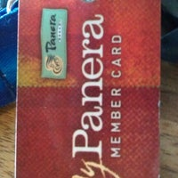 Photo taken at Panera Bread by Endlesscrowd on 4/5/2012