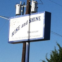 Photo taken at Rise And Shine by Jack M. on 5/15/2012