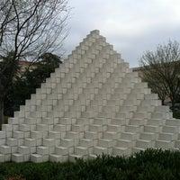 Photo taken at National Gallery of Art - Sculpture Garden by Tim B. on 3/22/2012