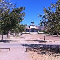 Photo taken at Santuario Santa Teresita de los Andes by Dj B. on 3/29/2012