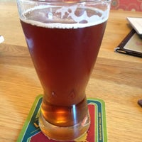 Photo taken at Laurelwood Public House & Brewery by Sue P. on 9/11/2012