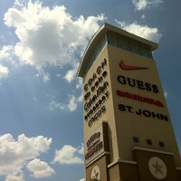 Photo taken at Houston Premium Outlets by Vici V. on 5/26/2012