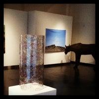 Photo taken at Museo  Nacional de Bellas Artes by Seb D. on 8/25/2012