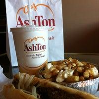 Photo taken at Chez Ashton by JP C. on 9/5/2012