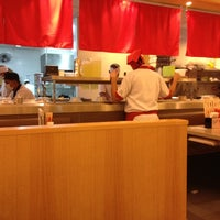 Photo taken at Sushi King by Sia T. on 3/25/2012