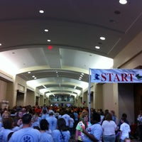 Photo taken at Community Choice Credit Union Convention Center by Edwin M. on 4/14/2012