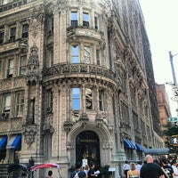 Photo taken at Petrossian Boutique & Cafe by Victor A. on 6/28/2012