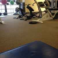 Photo taken at 24 Hour Fitness by Alix J. on 8/14/2012