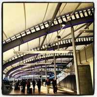 Photo taken at Brisbane Domestic Terminal by jess4realestate on 7/8/2012